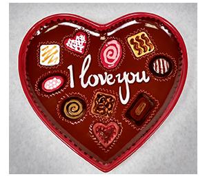 Ridgewood Valentine's Chocolate