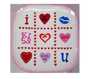 Ridgewood Valentine's Tic Tac Toe