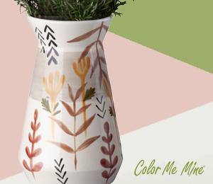 Ridgewood Minimalist Vase
