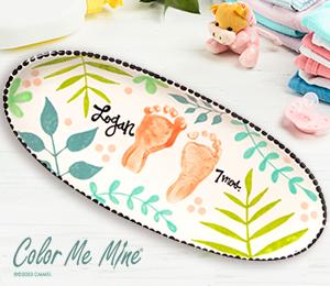 Ridgewood Tropical Baby Tray