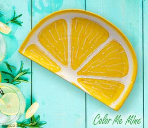 Ridgewood Lemon Wedge
