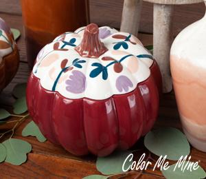 Ridgewood Fall Pumpkin Box
