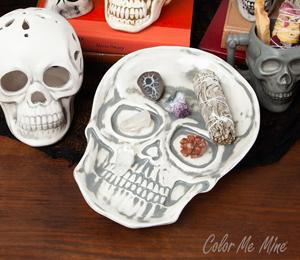 Ridgewood Vintage Skull Plate