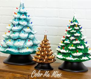 Ridgewood Vintage Christmas Trees