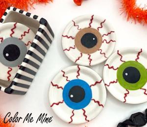 Ridgewood Eyeball Coasters